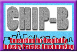 Consortium for Hospitality Industry Practice Benchmarking logo